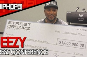 Jeezy's Street Dreamz Foundation Donates $1,000,000 To The Jay Morrison Academy (HHS1987 Exclusive) (Video)