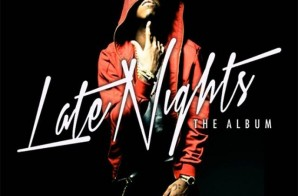 Jeremih – Late Nights LP (Album Art)