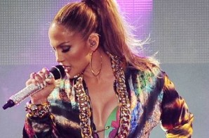 Watch Jennifer Lopez, Nicki Minaj & Usher Perform Live At NYFW 'Fashion Rocks' Concert (Video)