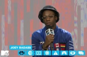 NYC's Underground Rap Prince, Joey Bada$$ Talks B4DA$$ & Liberates His New Song 'Get Paid'!