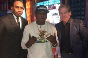 Jadakiss Talks Biggie, Floyd Mayweather & More On ESPN First Take (Video)