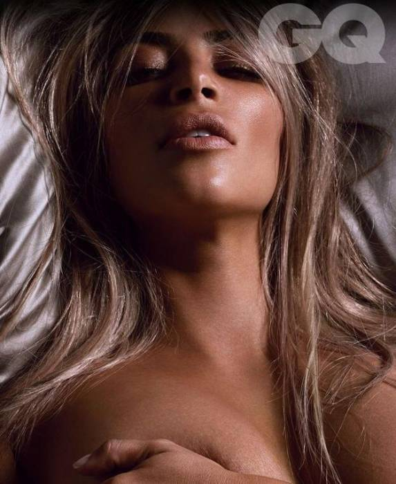 kk4 Kim Kardashian Covers GQ's 2014 'Woman Of The Year' Issue (Photos)