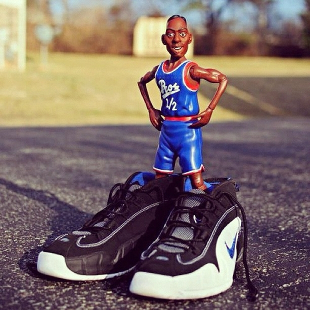 Lil Penny Is Back  Nike Air Max Penny 2014 (Photos)  6463b1dce