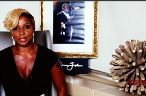 "Mary J. Blige Talks Working With Biggie on ""One More Chance"" (Video)"