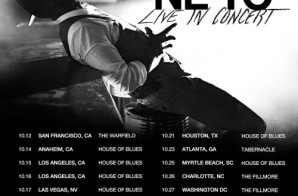 Ne-Yo – 'Live In Concert' Tour (Dates & Schedule)