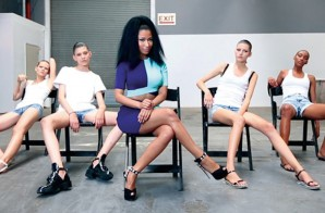 Nicki Minaj Shows Alexander McQueen Models How To Do The 'Anaconda' Dance (Video)