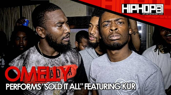 "omelly-previews-sold-it-all-ft-kur-at-gunz-n-butta-listening-event-video-HHS1987-2014 Omelly Previews ""Sold It All"" (Ft. Kur) At 'Gunz N Butta' Listening Event (Video)"