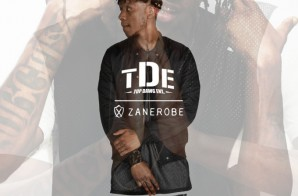 TDE x Zanerobe Clothing Line Collaboration Sneak Peek