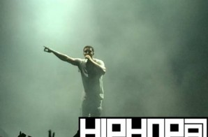 Drake & Lil Wayne Bring Out Makonnen & 2 Chainz In Atlanta (Video)