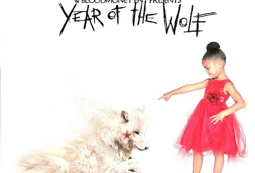 The Game & Blood Money – Year Of The Wolf (Album Cover + Tracklist)