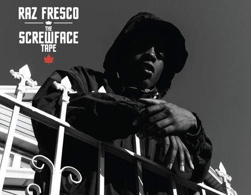 raz-fresco-screwface Raz Fresco - The Screwface Tape (Mixtape)