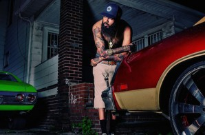 Stalley – Ohio (Album Cover & Tracklist)