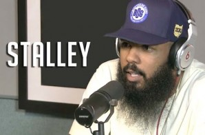 Stalley Joins Ebro In The Morning (Video)