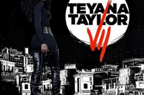 Teyana Taylor – VII LP (Album Artwork)
