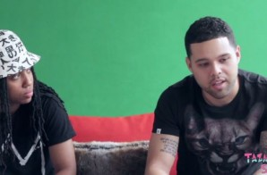 Dreamchasers Engineer Cruz Talks Meek Mill's Upcoming LP, Roc Nation & More w/ Taz! (Video)