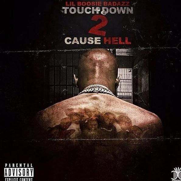 td2chXboosie Lil Boosie - Touchdown 2 Cause Hell LP (Album Art)