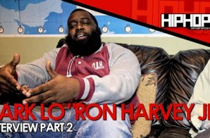 Dark Lo Says He Runs Philly; Talks Indie Success, Friendship With Mel B & More With HHS1987 (Video)