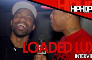 "Loaded Lux Talks His Project ""Beloved 2"", The Evolution Of Battle Rap & More (Video)"