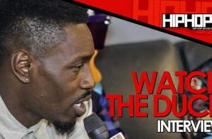 "Watch The Duck Talks ""Don't Watch Me, Watch The Duck"", T.I.'s ""Paperwork"" Album, Joining Hustle Gang & More (Video)"