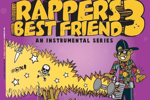 Alchemist – Rapper's Best Friend 3 (Artwork & Tracklist)