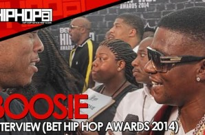 "Lil Boosie Talks Possibly Working With Nelly, His Upcoming Album ""Touch Down To Cause Hell"" & More With HHS1987 (Video)"