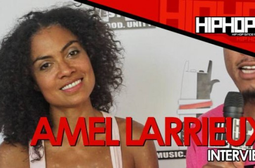 """Amel Larrieux Talks """"Ice Cream Everyday"""", High School Days With Boyz II Men & The Roots, Teaching Yoga & More (Video)"""