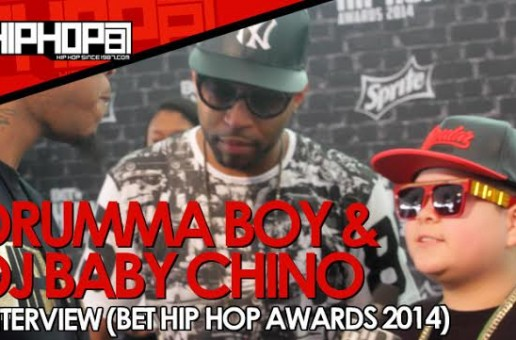 Drumma Boy & DJ Baby Chino Talk August Alsina, Drum Squad Djs, Jeezy & More (Video)