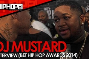 "DJ Mustard Talks ""10 Summers"", Creating Jeremih's Single ""Don't Tell Em"", Advice From Jay Z & More (Video)"