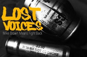 Lost Voices – Mike Brown Means Fight Back (Video)