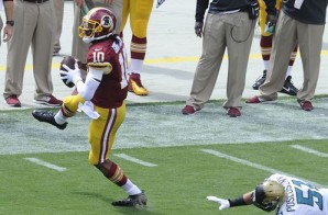 Trouble In Washington: RGIII Out With A Dislocated Ankle; Kirk Cousins In As New Starting QB