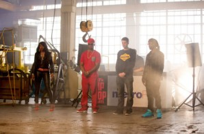 Jarren Benton, Charron, Remy Ma & Papoose – 2014 BET Hip Hop Awards Cypher (Video)