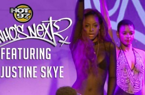 HOT 97 Presents: Who's Next Live w/ Justine Skye & OG Maco (Video)
