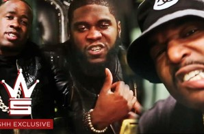 DJ Infamous x Big K.R.I.T. x Yo Gotti – Somethin Right (Video)