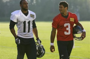 "Russell Wilson Brushes Off Claims That He's ""Not Black Enough"""