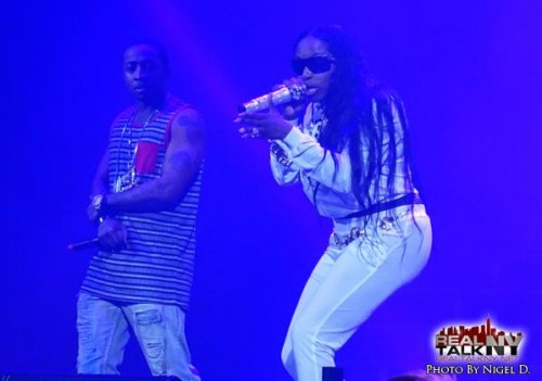 B0KJ6tmIUAE2TkS-500x351 Foxy Brown Performs At The #DefJam30 Concert (Video)