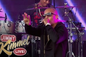 T.I. – No Mediocre / About The Money (Live On Jimmy Kimmel) (Video)