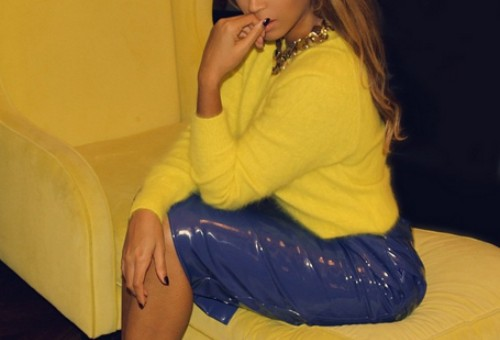 Beyonce Teams With Topshop For Fall 2015 Collection