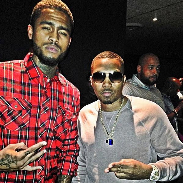 By3ptrxIUAAkBiD Nas Signs Dave East To Mass Appeal Records!