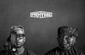 PRhyme – PRhyme (Album Cover & Tracklist)