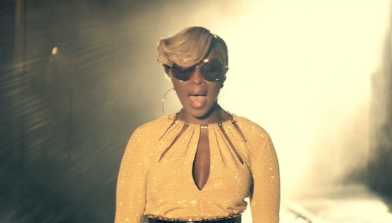 JeQ1Boj Mary J. Blige – Right Now (Video)