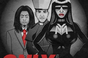Nicki Minaj – Only Ft. Drake, Lil Wayne & Chris Brown