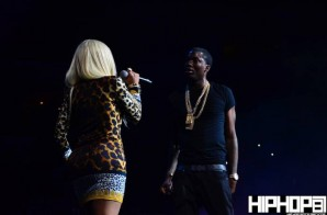 #ThrowBackThursday Meek Mill Performs At Powerhouse 2013 with Nicki Minaj, Rick Ross, Yo Gotti, Jadakiss & more (Video)