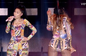 "Watch Beyoncé & Nicki Minaj Perform ""Flawless"" (Remix) Live In Paris!"