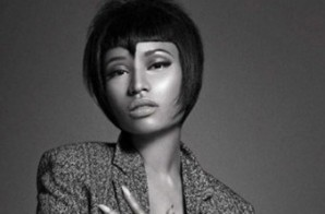 Nicki Minaj Covers L'Uomo Vogue!