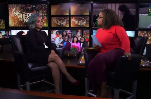 Raven Symoné Tells Oprah, She Doesn't Want To Be Labeled African American Or Gay (Video)