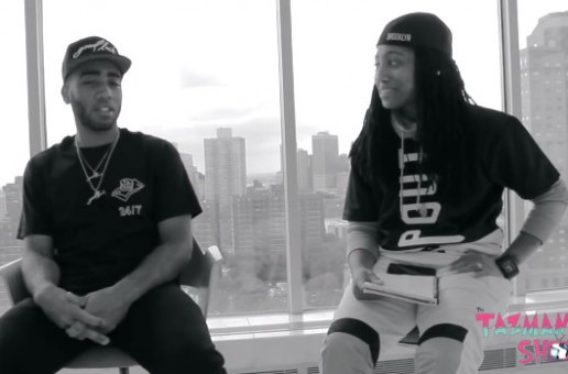 Bizzy Crook Talks BET Hip Hop Awards Cypher, Fashion & More w/ Taz (Video)