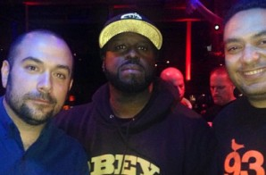 DJ Funk Flex Joins Juan Epstein For A One Of A Kind 2 Hour Interview! (Audio)