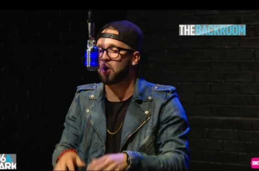 Andy Mineo – The Backroom Freestyle (Video)