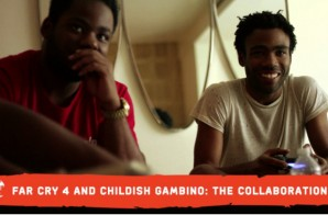 Childish Gambino Featured In 'Far Cry 4' Commercial With His Song 'Crawl' (Video)