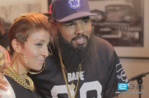 Stalley – 'OHIO' Listening Session At Cooper's Classic Collections In NYC (Video)